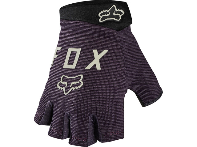 Fox Ranger Kurzfinger Gel-Handschuhe Damen dark purple